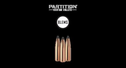 6.5mm 125gr Partition (50ct) (BLEM)