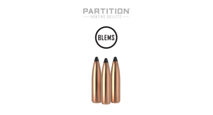 270 Caliber 150gr Partition (50ct) (BLEM)