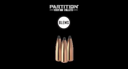 30 Caliber 150gr Partition (50ct) (BLEM)