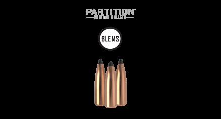 30 Caliber 165gr Partition (50ct) (BLEM)