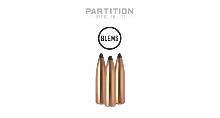 30 Caliber 200gr Partition (50ct) (BLEM)