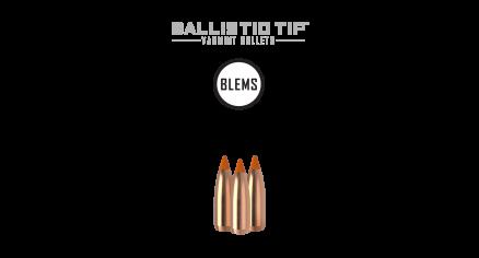 22 Caliber 50gr Ballistic Tip Varmint (100ct) (BLEM)
