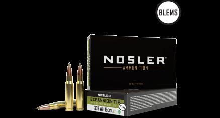 308 Winchester 150gr Expansion Tip Ammunition (20ct) (BLEM)