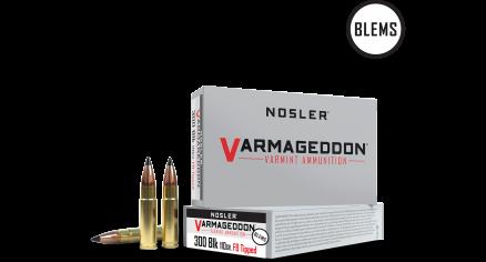 300 AAC Blackout 110gr FB Tipped Varmageddon Ammunition(20ct) (BLEM)