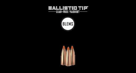 22 Caliber 35gr Ballistic Tip Lead Free (100ct) (BLEM)