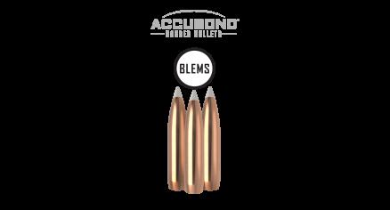 338 Caliber 300gr AccuBond (50ct) (BLEM)