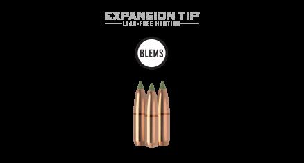 30 Caliber 168gr Expansion Tip Lead Free (50ct) (BLEM)