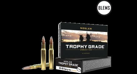 30-06 Springfield 150gr Partition Trophy Grade Ammunition(20ct) (BLEM)