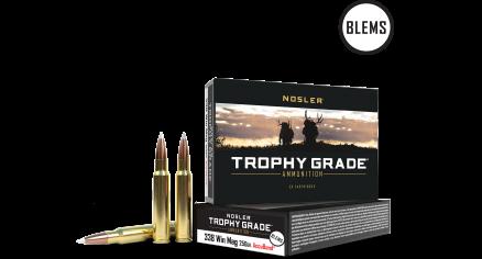 338 Win Mag 250gr AccuBond Trophy Grade Ammunition(20ct) (BLEM)