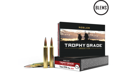 LR 7mm STW 175 gr AccuBond Long Range Trophy Grade Ammunition(20ct) (BLEM)