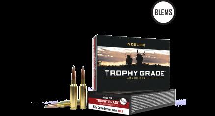 6.5 Creedmoor 142gr AccuBond Long Range Trophy Grade Ammunition(20ct) (BLEM)
