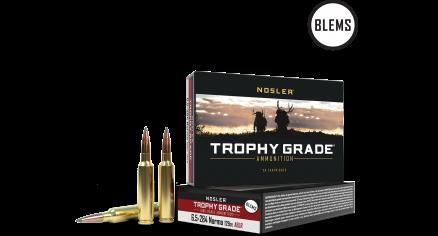 6.5-284 Norma 129 AccuBond Long Range Trophy Grade Ammunition(20ct) (BLEM)