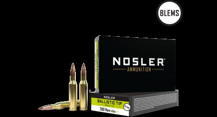 260 Remington 140g Ballistic Tip Hunting Ammunition (20ct) (BLEM)