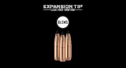 338 Caliber 227gr F Tip Lead Free (50ct)(BLEM)