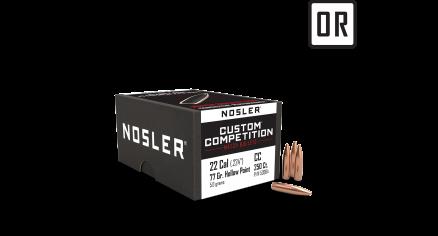 22 Caliber 77gr HPBT Custom Competition (250ct)