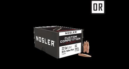 22 Caliber 80gr HPBT Custom Competition (250ct)