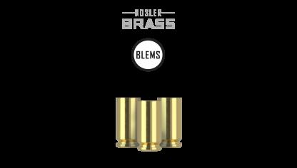 40 S&W Premium Brass (100ct) (BLEM)