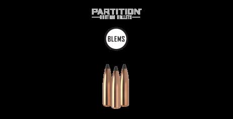 25 Caliber 115gr Partition (50ct) (BLEM)