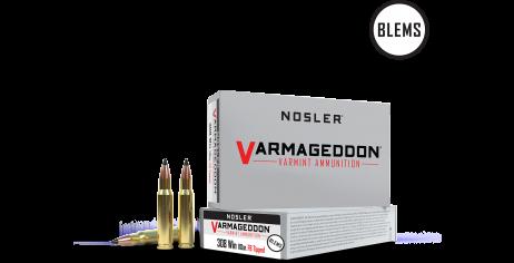 308 Winchester 110gr FB Tipped Varmgeddon Ammunition(20ct) (BLEM)