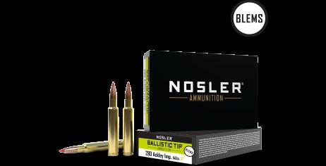 280 Ackley Improved 140gr Ballistic Tip Hunting Ammunition (20ct) (BLEM)