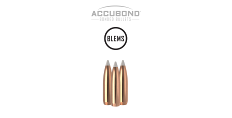 30 Caliber 180gr AccuBond (50ct) (BLEM)