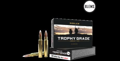 280 Ackley Improved 140gr AccuBond Trophy Grade Ammunition(20ct) (BLEM)